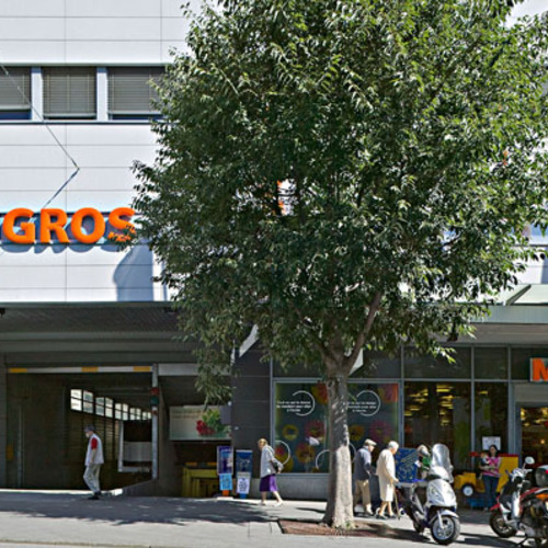 Square migros vs magasin sierre